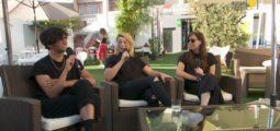 «On raconte nos détresses, nos envies d'avenir…» Hyphen Hyphen a ouvert le festival Sion sous les étoiles. Interview