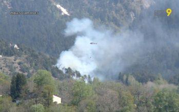 Les feux de plein air sont interdits depuis mardi sur l'ensemble du Valais