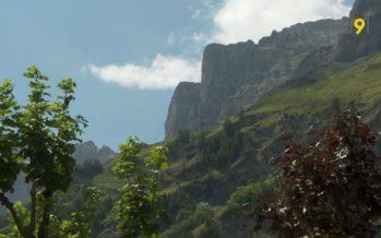 Près de 700'000 touristes à Loèche-les-Bains chaque année. Zoom sur la station et son histoire avec Jean-Pierre Rey