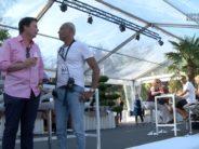 Sion sous les étoiles: dans les pas du président de la ville Philippe Varone, lors de l'ouverture du festival