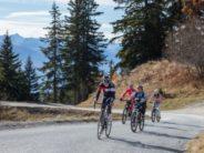 La stratégie Vélo-VTT Valais/Wallis. Une chance pour les cyclistes et pour le tourisme en toutes saisons