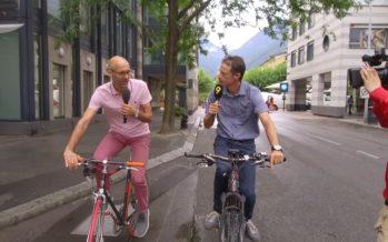 Si le vélo est moyen de déplacement encore marginal, son potentiel de développement est grand, notamment en Valais