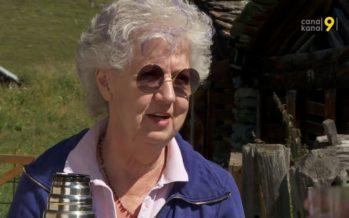 Rencontre avec l'herboriste Andrée Fauchère, «maman» de magnifiques Rhodiola rosea, une plante qui apporte tonus et vitalité