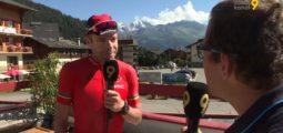 Cadel Evans au Tour des Stations: «C'était un jour tranquille pour moi, mais un jour magnifique!»