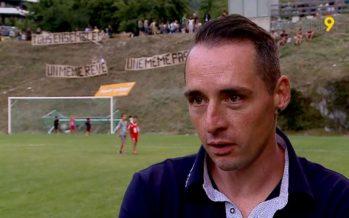 Le FC Azzuri était trop fort! Le FC Erde s'incline 5 à 1 en coupe de Suisse face aux Lausannois