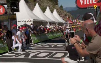 Cyclotourisme: le label «Route du Tour de France» pour Finhaut-Emosson