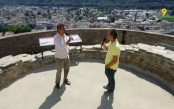 «Il se passe tellement de choses à Martigny! La ville est un pôle d'attraction», se réjouit Fabian Claivaz, directeur de l'OT