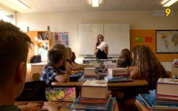 Lundi 20 août, c'est la rentrée! «Le défi de l'école valaisanne: s'adapter au mode vers lequel on va», dévoile Christophe Darbellay