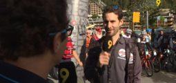 Succès pour le 1er Tour des stations. Interview de son directeur, Grégory Saudan