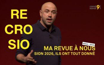 MA REVUE À NOUS saison 3 (épisode 11 sur 18): Sion 2026, ils ont tout donné!