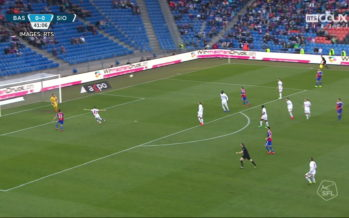 Le FC Sion s'incline sur un penalty inexistant à Bâle