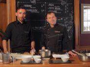 COMME UN CHEF à la Brasserie Le National à Sierre