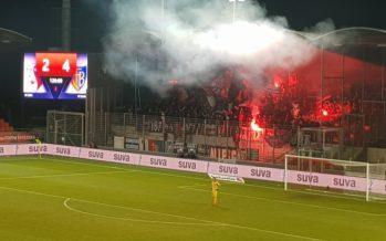 Football/Coupe de Suisse: le FC Sion craque face au FC Bâle et ne disputera pas les 1/2 finales