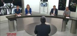 Quatre journalistes commentent l'actualité valaisanne