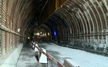 «Il faut abandonner le tunnel de Riedberg», clame le PS du Haut-Valais, qui va interpeller le Grand Conseil