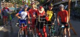 Cyclisme: le fameux «El Diablo» lègue quelques-unes de ses créations aux organisateurs du «Tour des Stations»