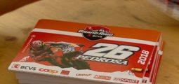 Grand Raid VTT: le pilote moto Dani Pedrosa a apprécié