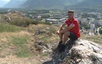 Football: Bastien Toma, le milieu de terrain du FC Sion, «dragué» par le Kosovo de Challandes