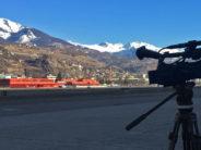 Aéroport de Sion, le défi d'un aéroport alpin