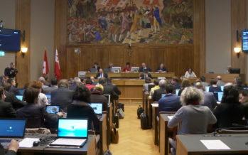 Caisse de pension de la fonction publique, clause des districts, jeux de chaises musicales: résumé de la session du Grand conseil