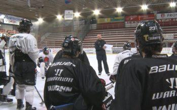 HC Viège: une équipe jeune en attendant la nouvelle patinoire en septembre 2019