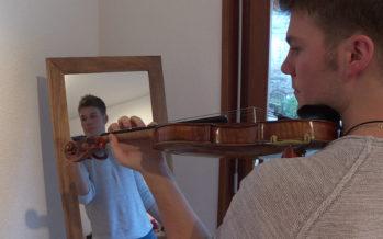 Dystonie, ou la crampe des virtuoses: le violoniste, Anthony Fournier, fait face à un coup dur et réapprend à jouer