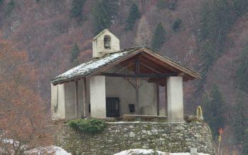 Découverte d'un lieu propice à la réflexion en compagnie de Florence Carron Darbellay: la chapelle Saint-Jean