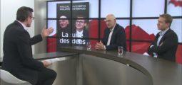 A l'occasion de la parution du livre «La suite des idées» qu'ils ont coécrit, Pascal Couchepin et Philippe Nantermod sont nos invités