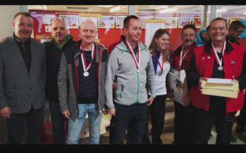 Championnats Valaisans de Curling à Sion: Martigny – Grand Saint-Bernard devient champion valaisan