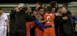 Coupe valaisanne: l'US Collombey-Muraz et le FC Saxon en finale le 29 mai prochain à Tourbillon