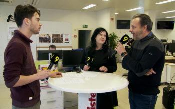L'égalité en question (épisode 1 sur 5): un homme et une femme posent leur regard sur le journalisme