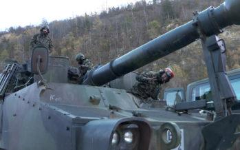 «IGNIS 18»: 550 militaires ont participé à un exercice d'envergure en Valais durant trois jours