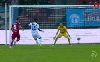 Le FC Sion est victorieux à Zürich, 2 à 1, et ramène 3 points du Letzigrund