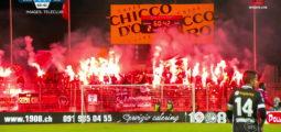 Football: FC Lugano vs. FC Sion, 2 à 2