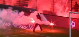 FC Sion: une victoire par forfait contre Zurich? En cause, des supporters zurichois qui ont interrompu le match