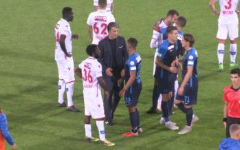 Avec Yakin sur le banc, le FC Sion s'incline