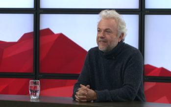 Le philosophe Frédéric Lenoir vient à Crans-Montana expliquer la sagesse à ceux qui la cherchent