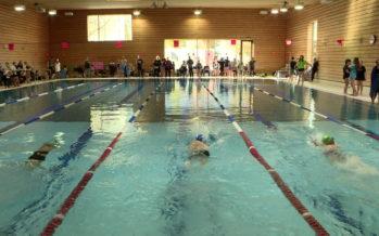 Interclubs de natation: première en compétition