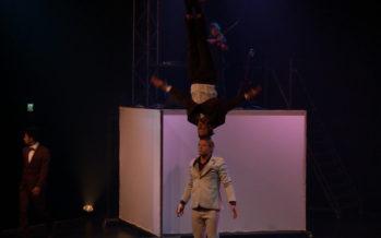 «Cirque au sommet»: 23e et dernière représentation pour Machine de Cirque à Crans-Montana