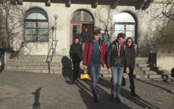 Des slogans à l'action: les jeunes Valaisans ont transmis au Canton des propositions pour améliorer le bilan carbone