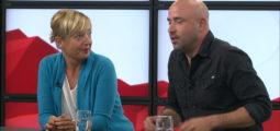 Les grands témoins Brigitte Rosset et Frédéric Recrosio nous présentent leur nouveau spectacle «Les Amis»