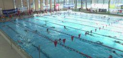 Les 24 heures de natation parrainées par la Princesse de Monaco