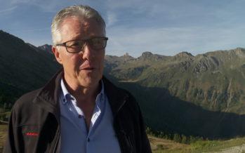 Alain Perruchoud, président de Chalais: «ça n'a pas toujours été évident»