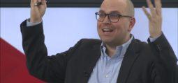 Romain Clivaz, conseiller personnel de Karin Keller-Sutter: «La pire erreur serait de croire qu'en acceptant ce poste, on pourrait changer le monde»