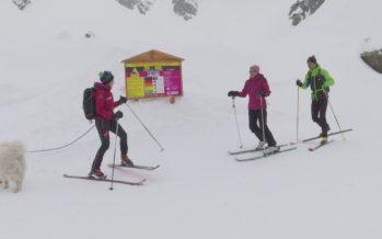 Démocratisation du ski-alpinisme: les domaines skiables s'adaptent à la tendance