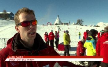 Ouverture de la saison hivernale: les skieurs ont pu tester des profs de ski gratuitement