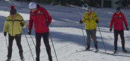 50e anniversaire pour le Groupement Romand des Skieurs Aveugles et Malvoyants