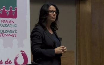 Constituante: Solidarité Femmes a invité toutes les candidates à prendre la parole dans la salle du Grand Conseil