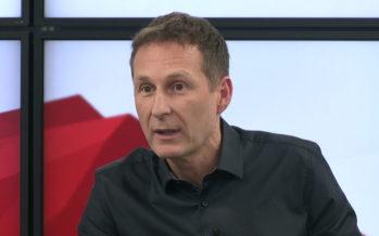 Tony Arborino: «L'idée c'est de rendre le Rhône à la population.»