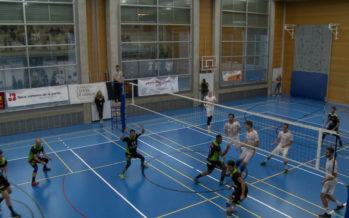 Volleyball: le néo-promu VBC Fully s'incline face au Lutry-Lavaux